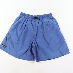 90s Columbia Mens Medium Spell Out Hiking Shorts